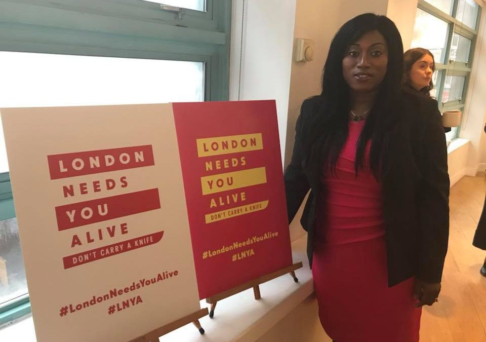 The Godwin Lawson Foundation joins  Mayor Sadiq Khan's Campaign